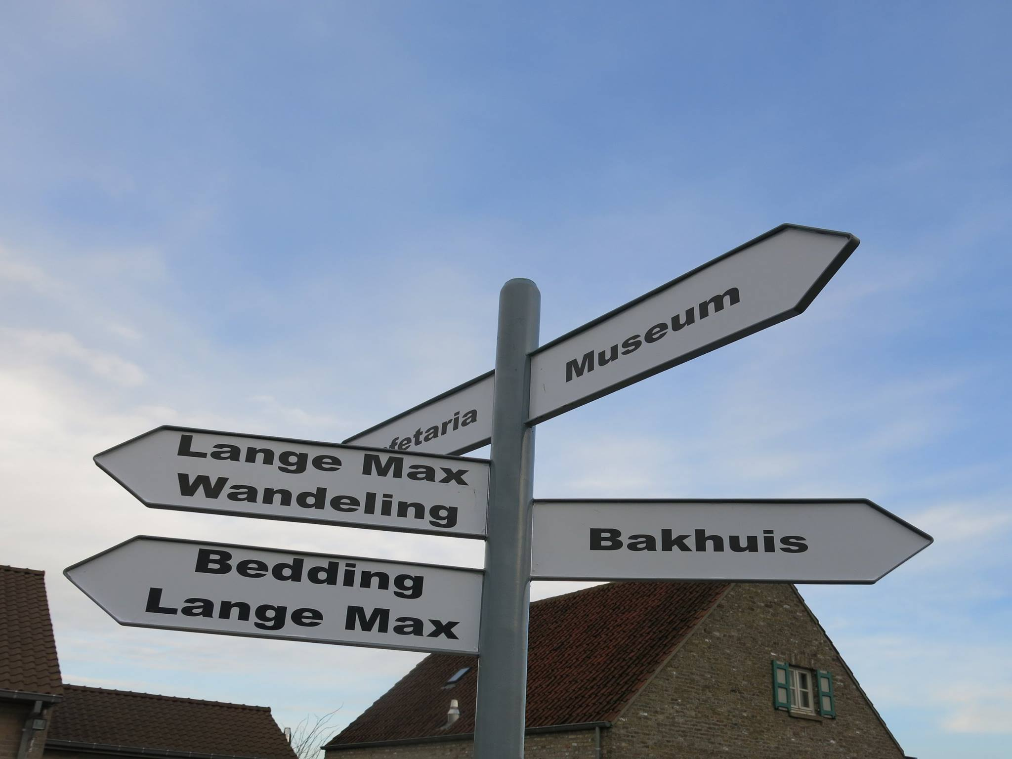 Signpost site Long Max